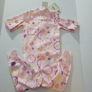 Hanna Andersson Toddler Girl pajamas 18-24 months